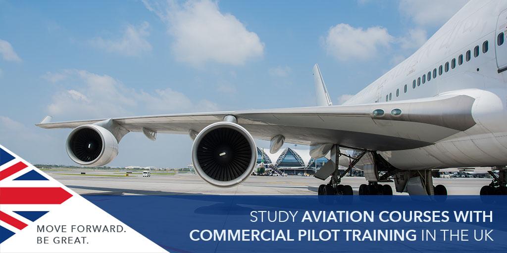 İngiltere'de Havacılık Eğitimi
