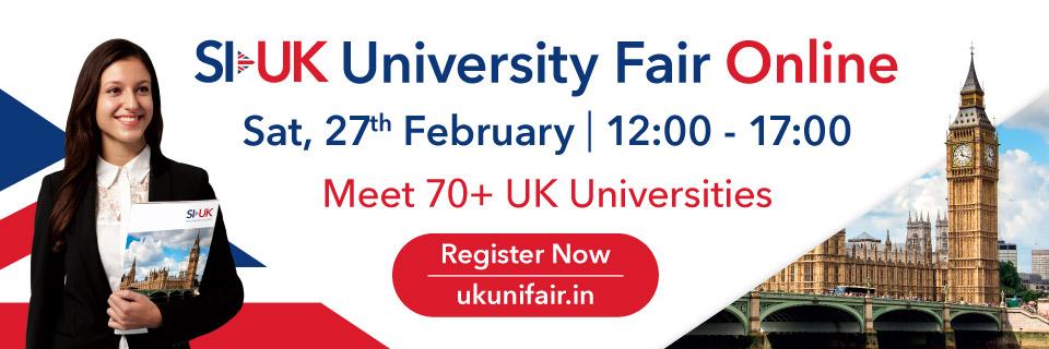 UK University Fair