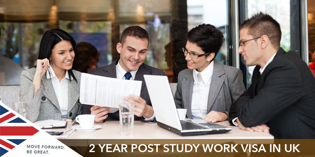 2 Year Post Study Work Visa in the UK