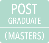 Postgraduate and Masters Degree