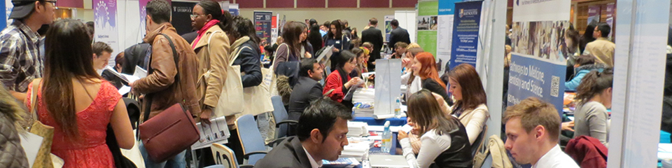 UK University Open Days and Events at SI-UK