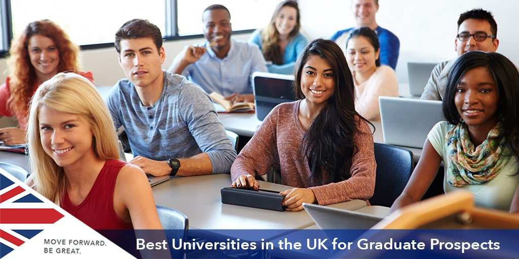 Best University in the UK for Graduate Prospects
