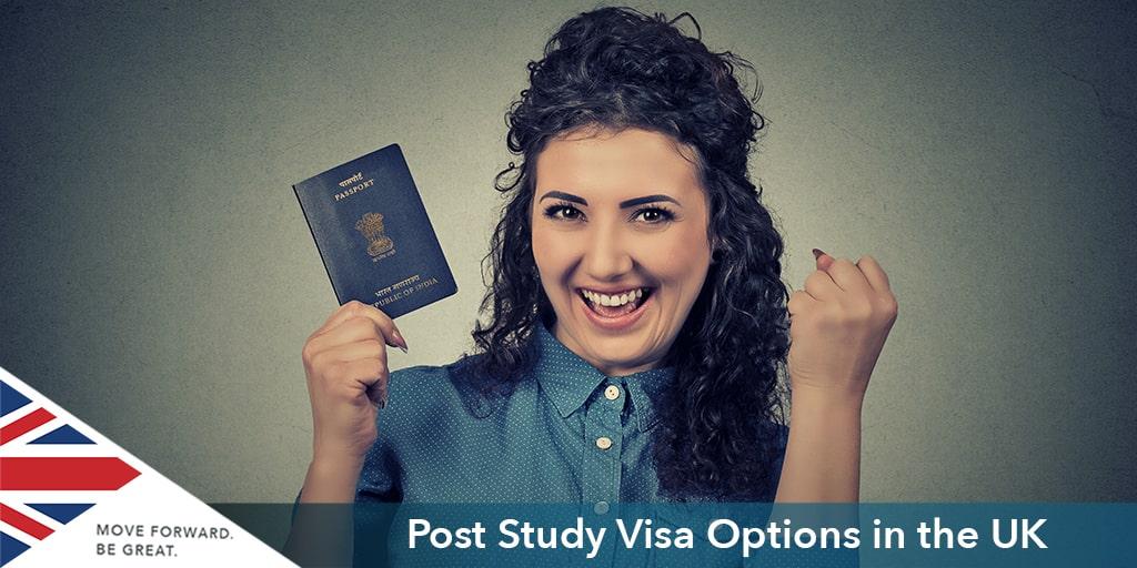 Yükseklisanstan sonra İngiltere'de çalışma vizesi