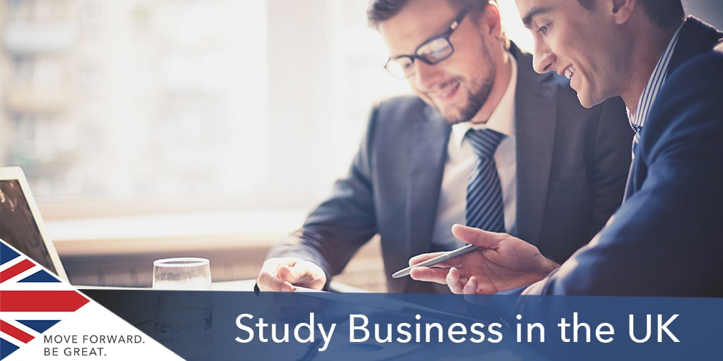 Study Business in the UK