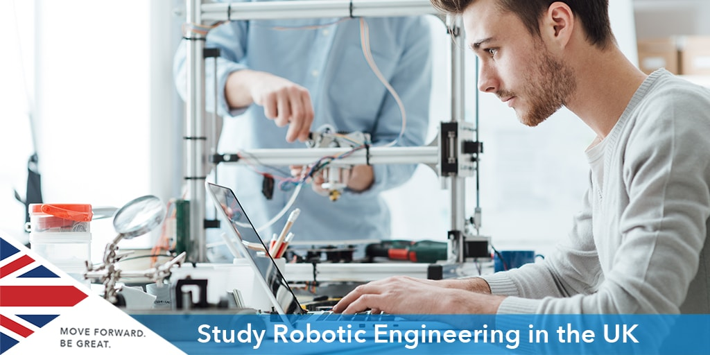 Study Robotics Engineering in the UK