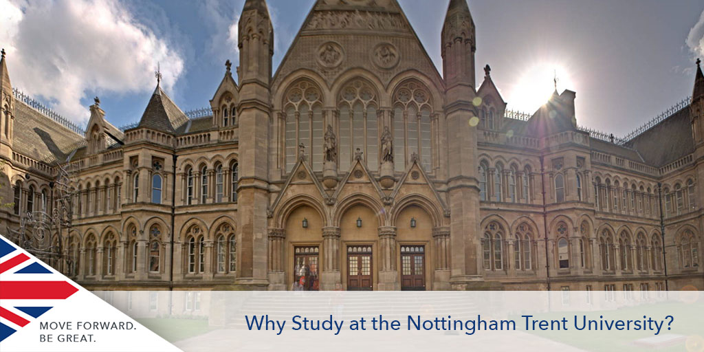 Why Study at Nottingham Trent University