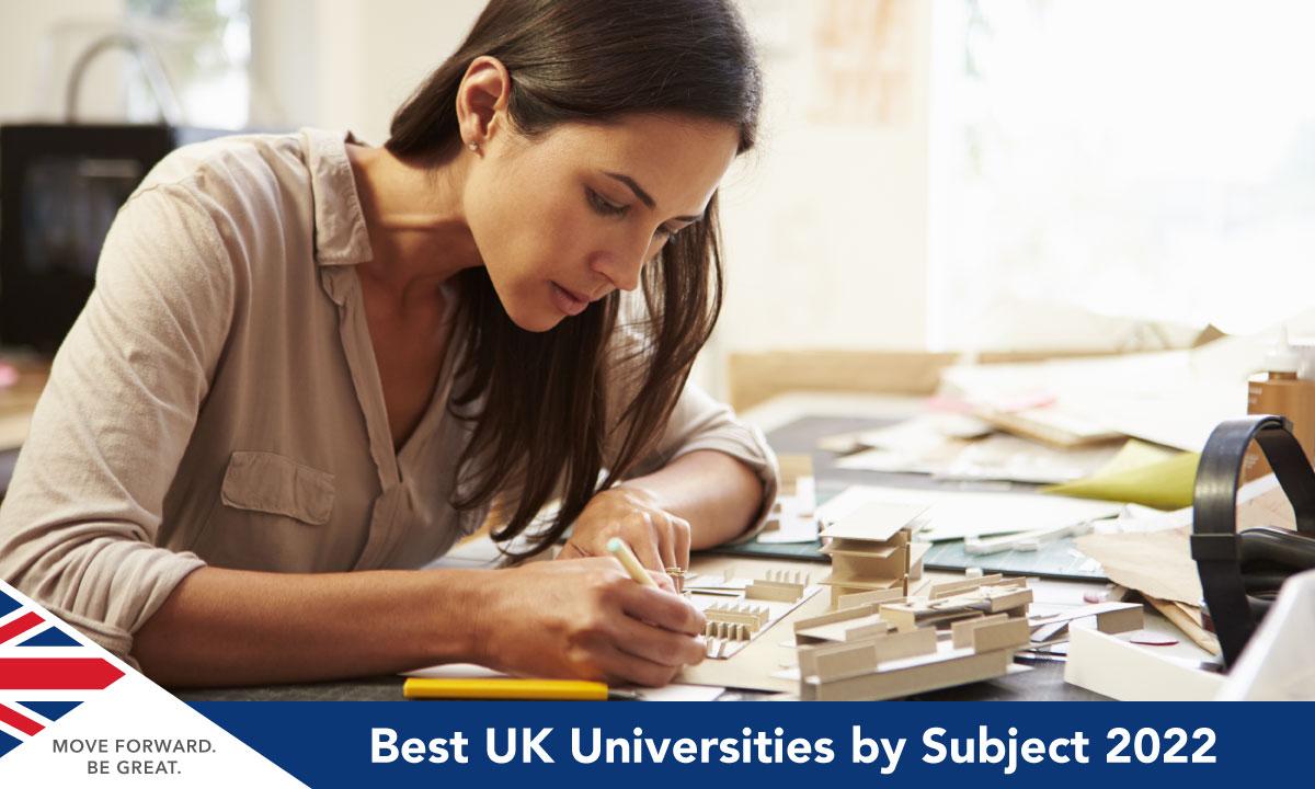 QS World University Rankings by Subject 2022