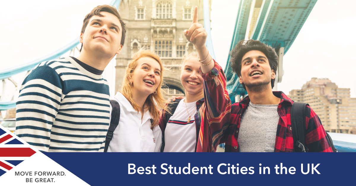 Best Student Cities in the UK