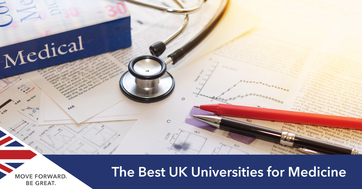 Study Medicine in the UK