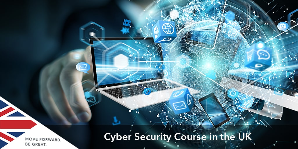 Study Cyber Security Course in the UK