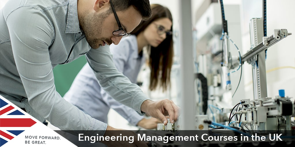 Engineering Management Course in the UK