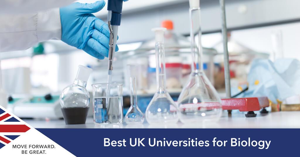 Best Biology Universities