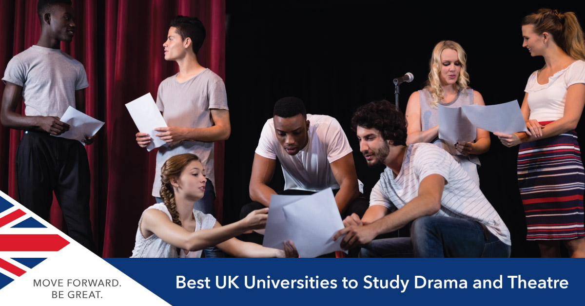 Drama and Theatre Studies in the UK