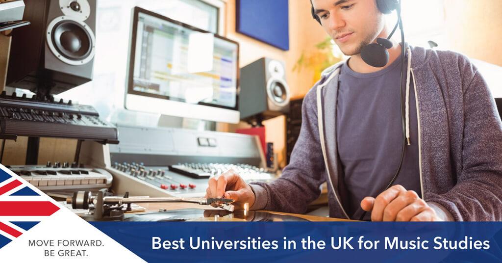 Music Studies in the UK
