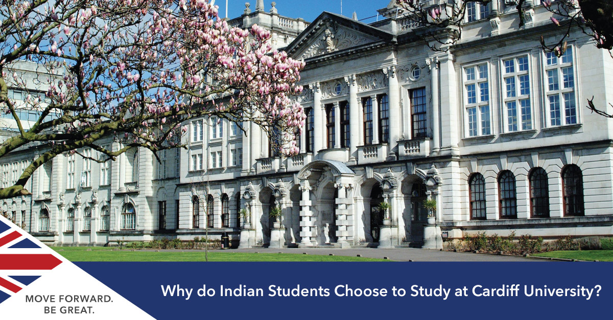 Why study at Cardiff