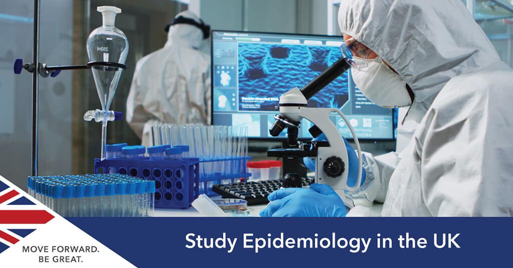 Studying Epidemiology at UK Universities