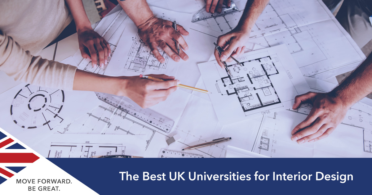 Studying Interior Design in the UK