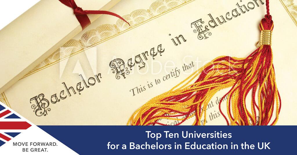 Undergraduate Education Studies in the UK