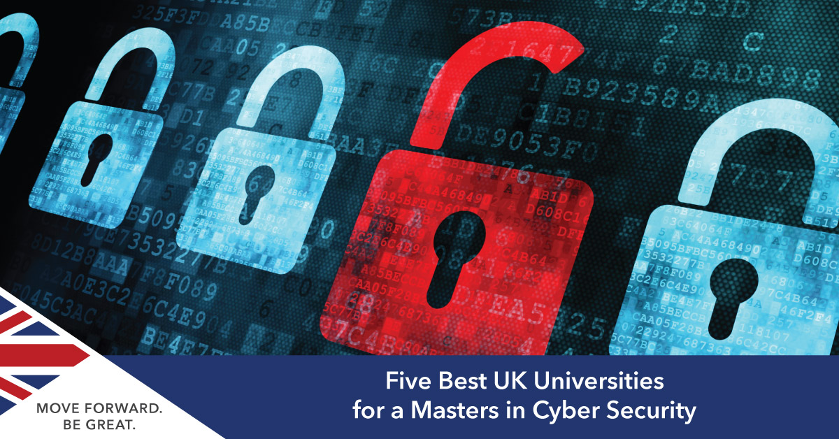 Study Cyber Security in the UK