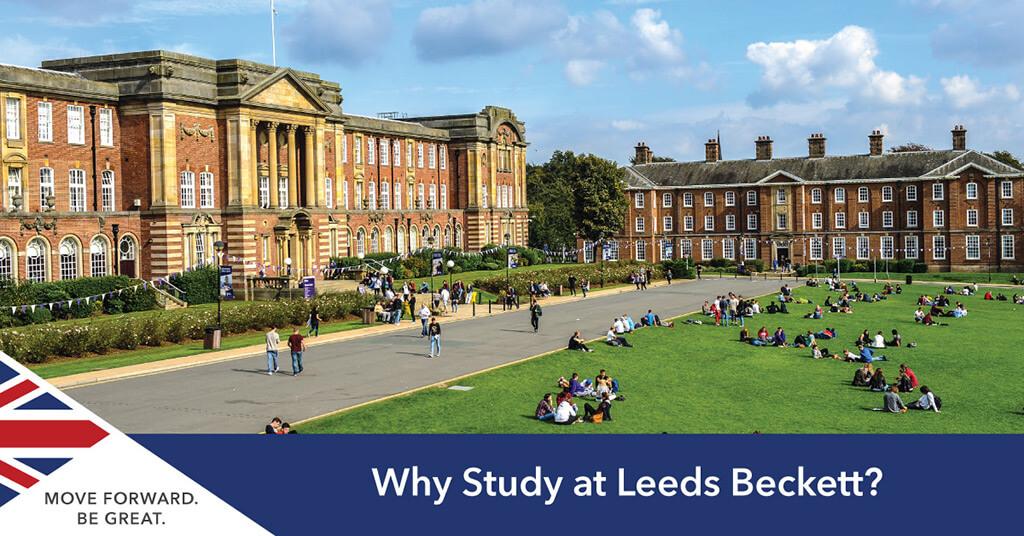 Studying at Leeds Beckett University