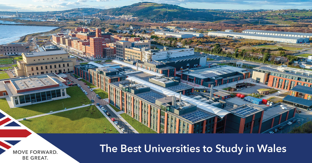 Best Wales Universities