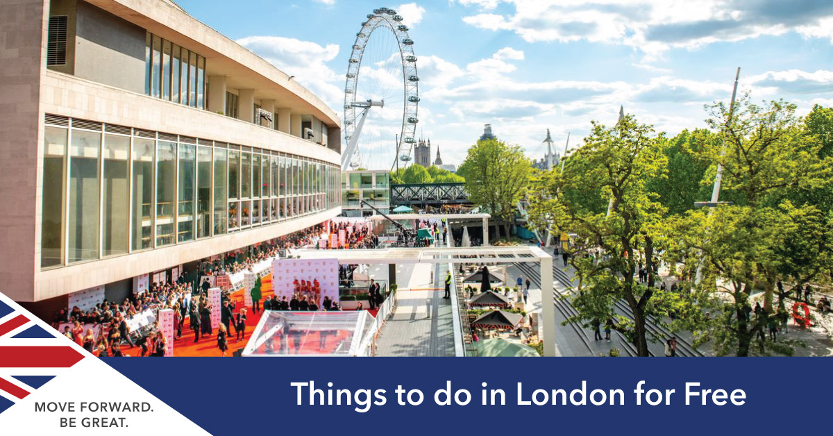 London Free Attractions
