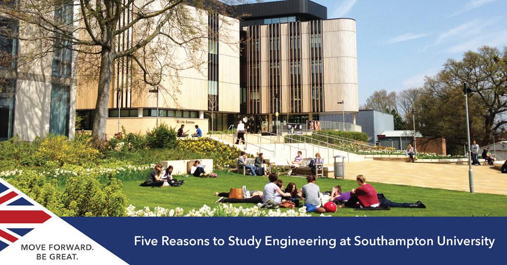 Study Engineering at Southampton