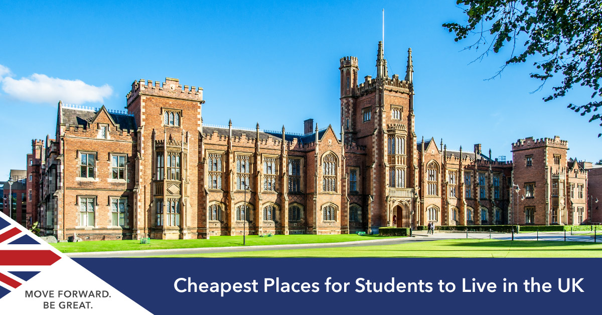 Cheapest Student Cities UK