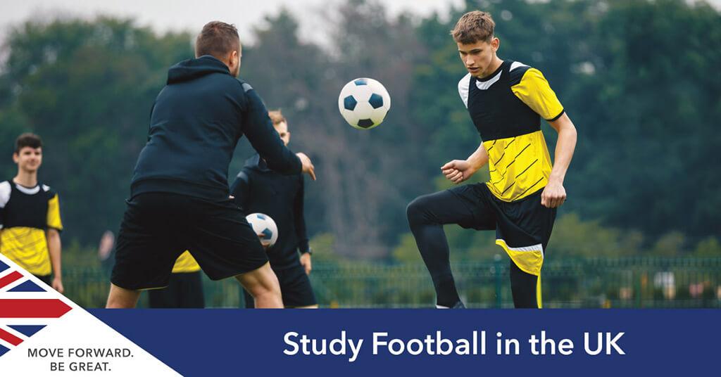 Study Football in UK