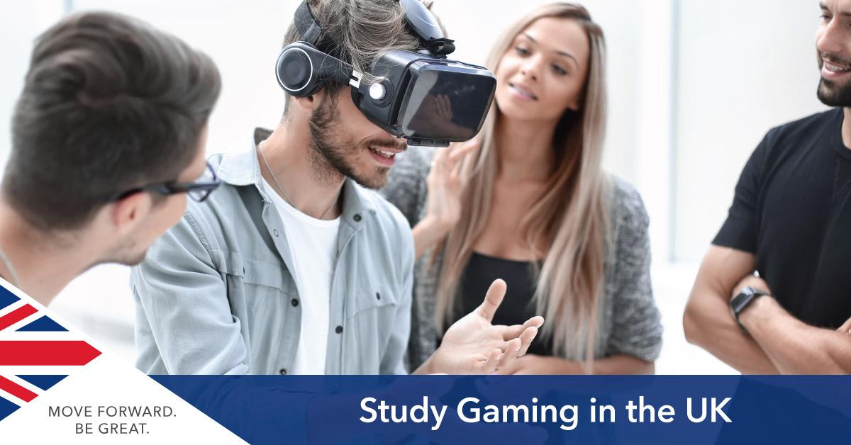 Gaming Studies in the UK