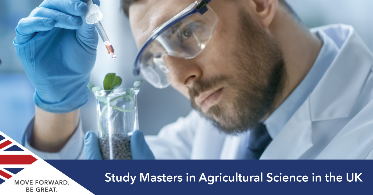 Study Agricultural Science in UK