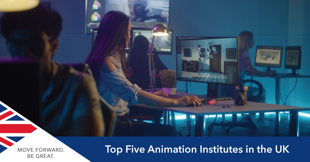 Top UK Animation Istitutes