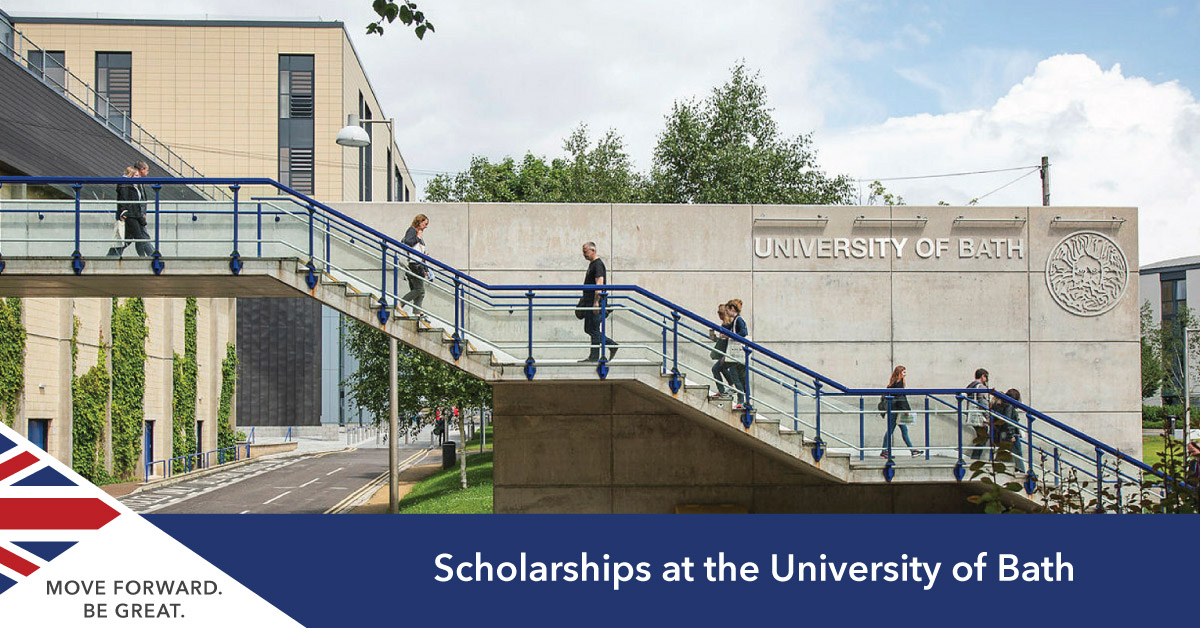 Study in Bath with Scholarship