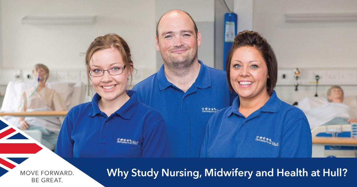 Nursing Health and Midwifery at Hull