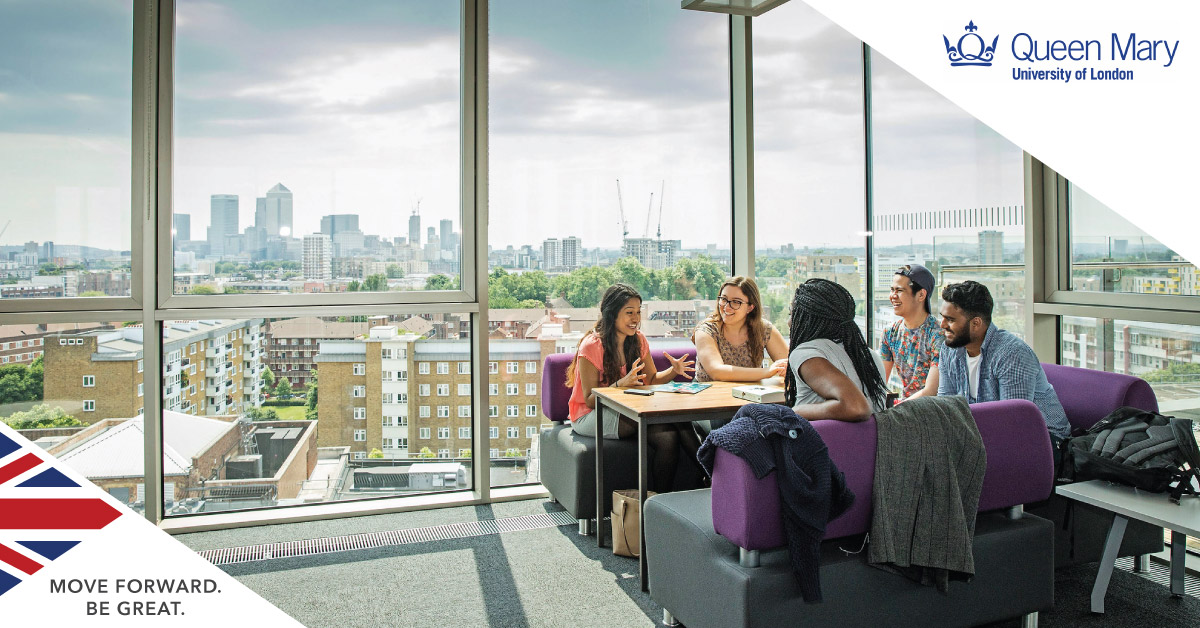 Study at Queen Mary London