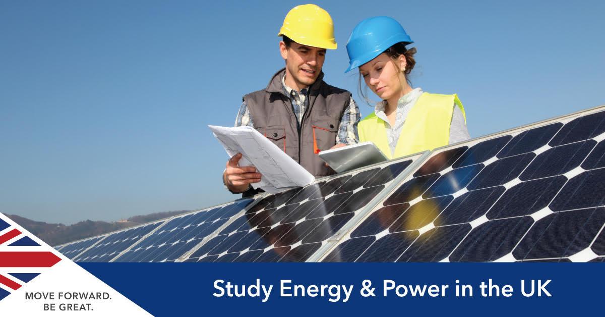 Best Energy & Power Universities