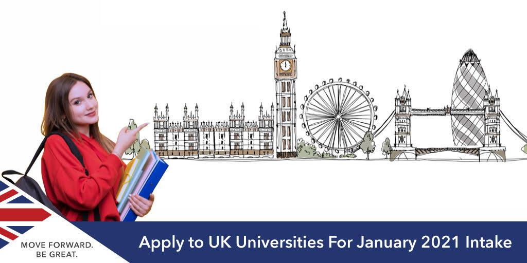 January Entry 2021 UK
