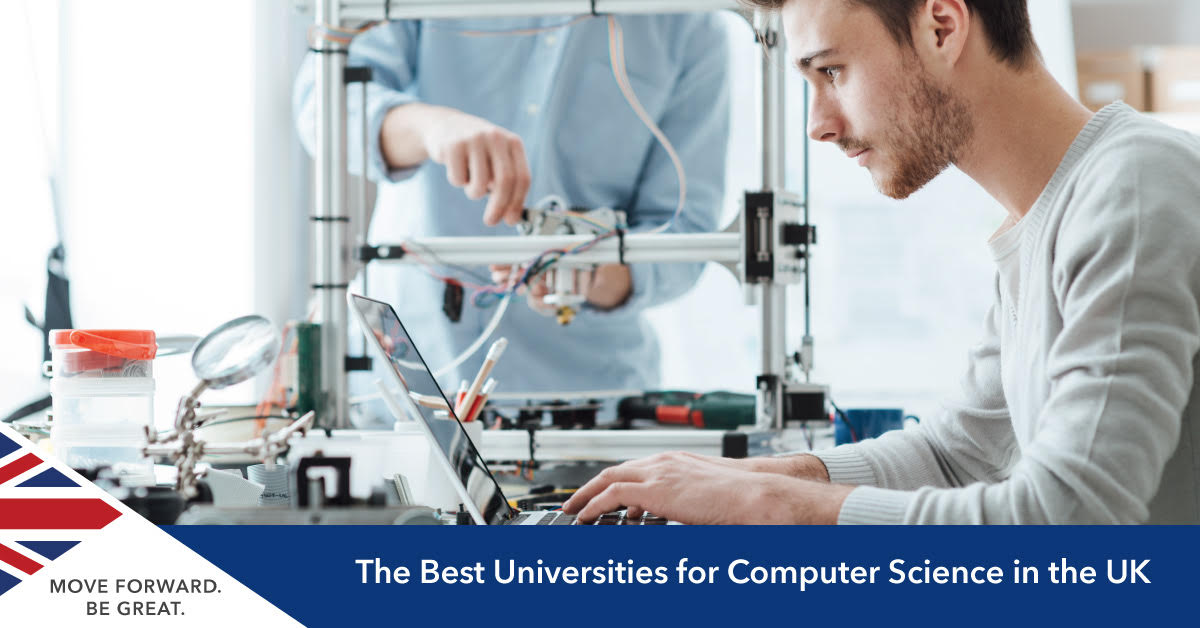 study Computer Science UK