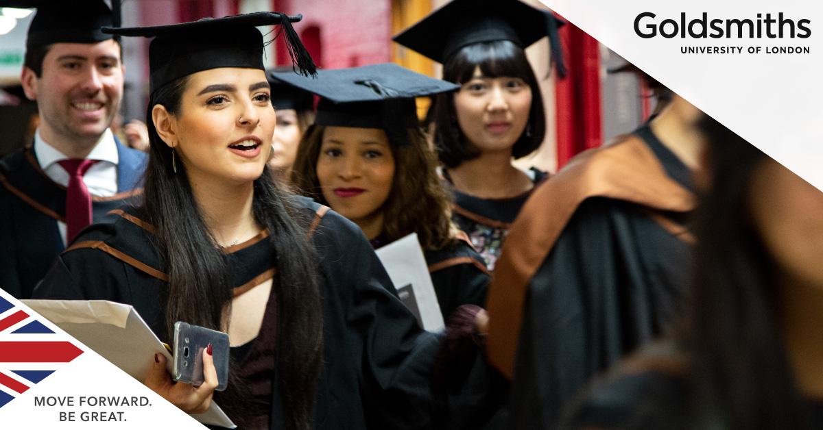 Study Goldsmiths University UK