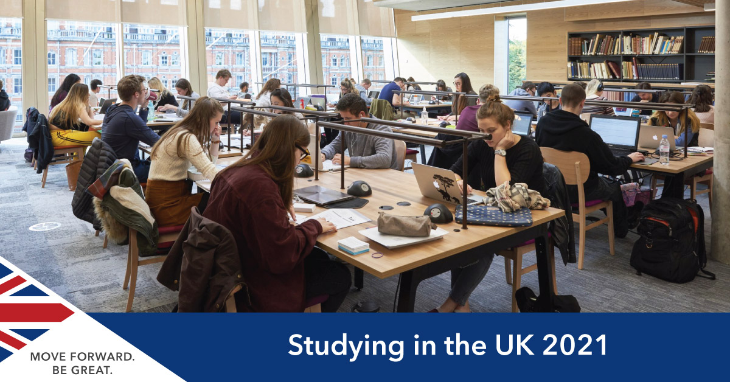 UK University Application 2021 Entry