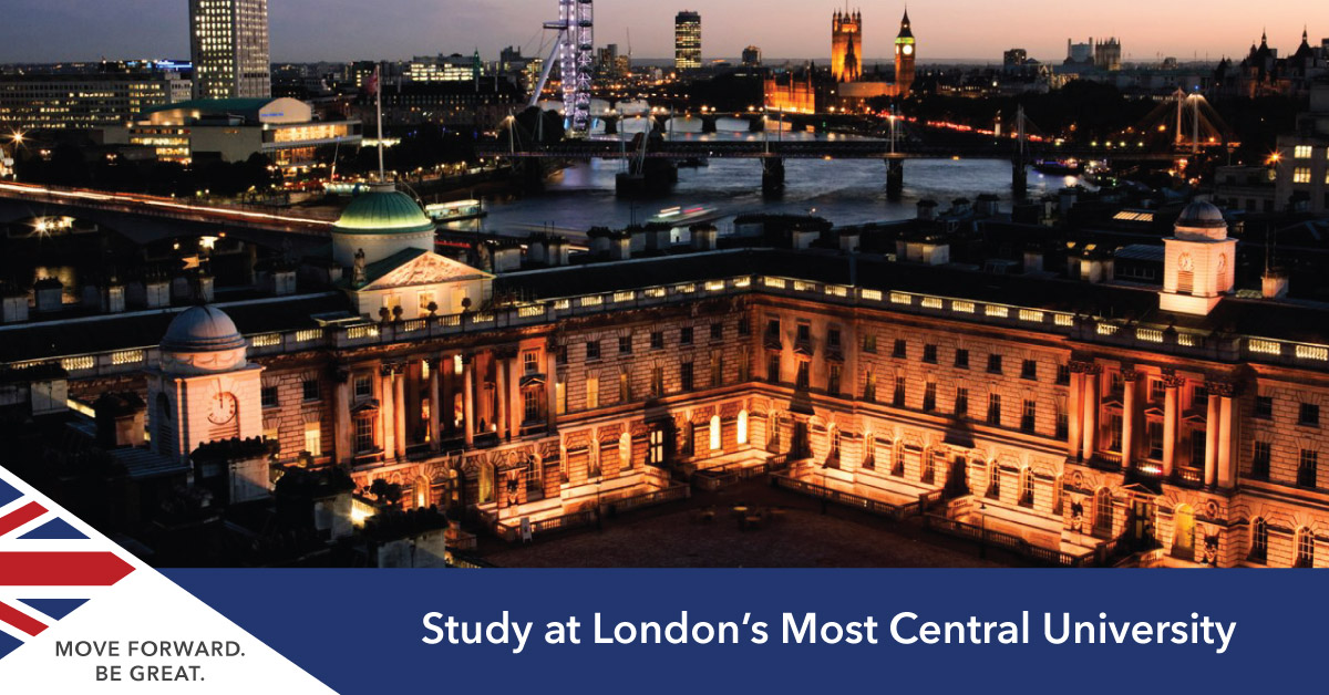 Study at King's College London